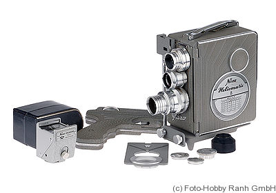 Nizo-Braun: Heliomatic 8 S2R camera