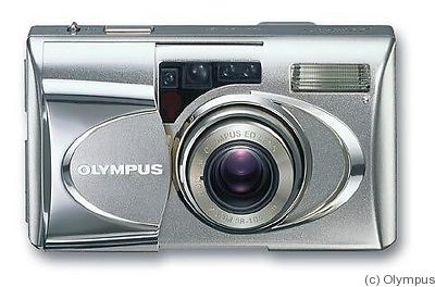 Olympus: Mju-V (Stylus Select 105) camera