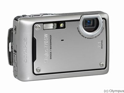 Olympus: Stylus 770 SW (mju 770 SW Digital) camera