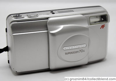 Olympus: Superzoom 70G (Infinity Zoom 70) camera