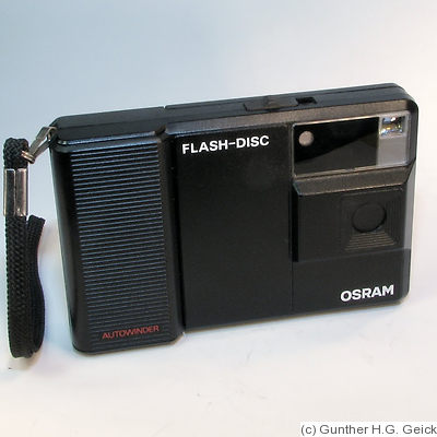Osram: Osram Flash-Disc camera