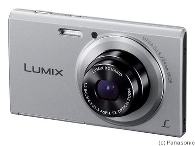 Panasonic: Lumix DMC-FH10 camera