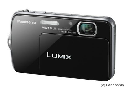 Panasonic: Lumix DMC-FP7 camera