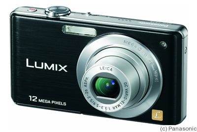 Panasonic: Lumix DMC-FS15 camera