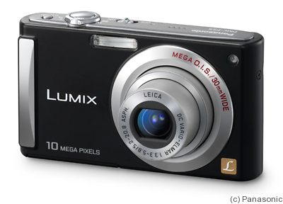 Panasonic: Lumix DMC-FS5 camera