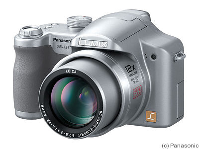 Panasonic: Lumix DMC-FZ7 camera