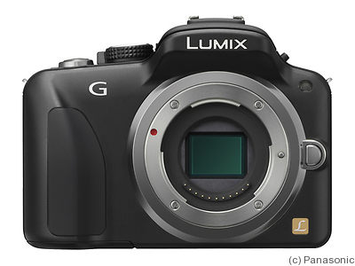 Panasonic: Lumix DMC-G3 camera