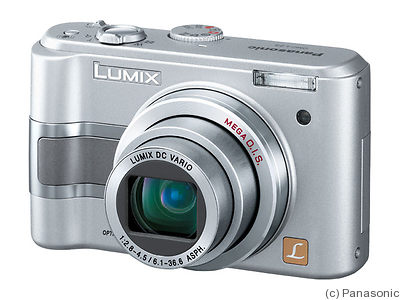 Panasonic: Lumix DMC-LZ5 camera