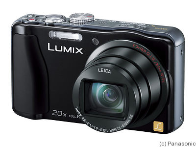 Panasonic: Lumix DMC-ZS20 (Lumix DMC-TZ30) camera