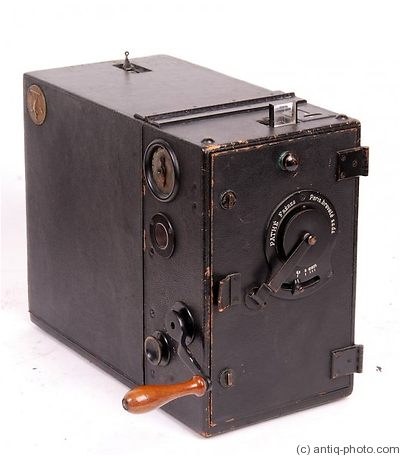 Pathe Freres: Pathe KOK camera