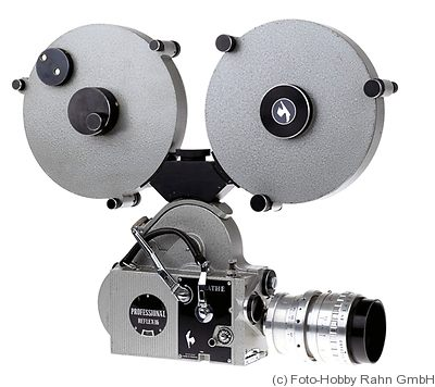 Pathe Freres: Professional Reflex 16 camera