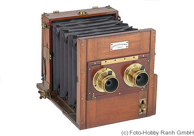 Perken & Son: Stereo camera