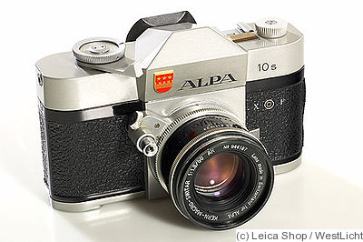 Pignons: Alpa 10s Grey camera