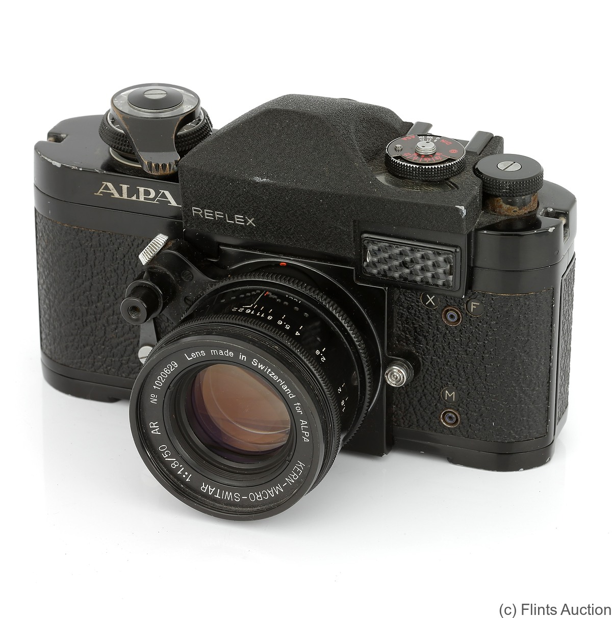 Pignons: Alpa 6c (black) camera