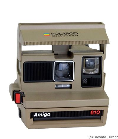 Polaroid: Amigo 610 camera