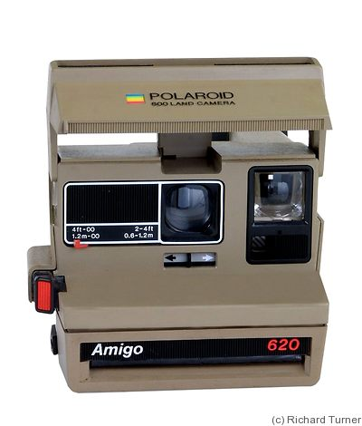 Polaroid: Amigo 620 camera