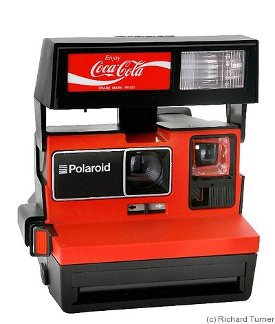 Polaroid: Coca-Cola camera
