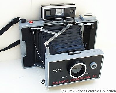 Polaroid: Countdown 90 Land Camera camera
