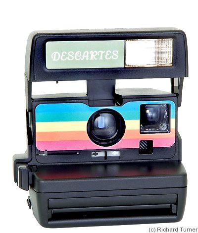 Polaroid: Descartes camera