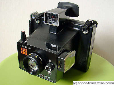 Polaroid: EE 88 camera