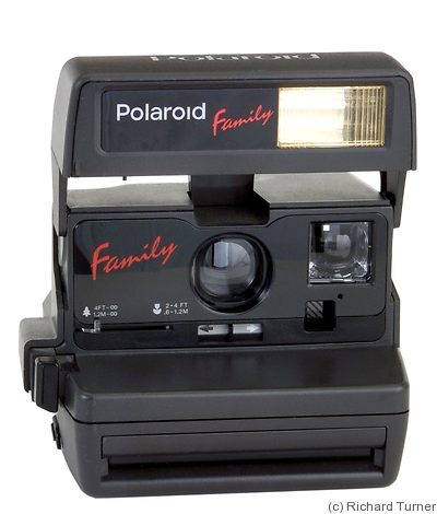 Polaroid: Family camera