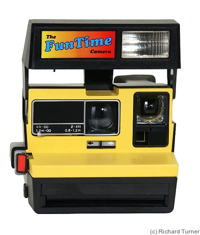 Polaroid: Fun Time camera