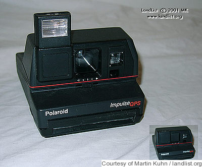 Polaroid: Impulse QPS camera