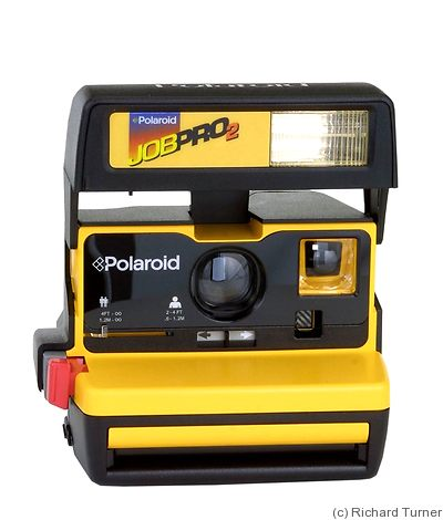Polaroid: Job Pro 2 camera
