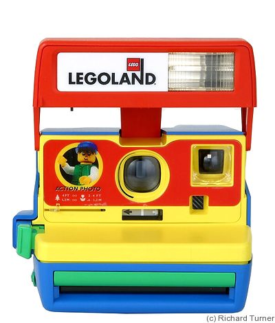 Polaroid: Legoland camera