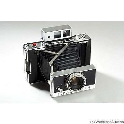 Polaroid: Polaroid 180 Land Camera camera