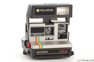 polaroid polaroid 630 sl lightmixer price guide estimate a camera value. Black Bedroom Furniture Sets. Home Design Ideas