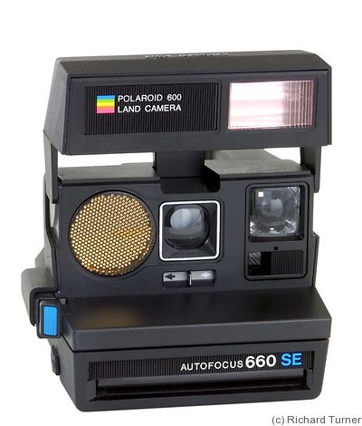 polaroid polaroid 660 autofocus se price guide estimate a camera value. Black Bedroom Furniture Sets. Home Design Ideas