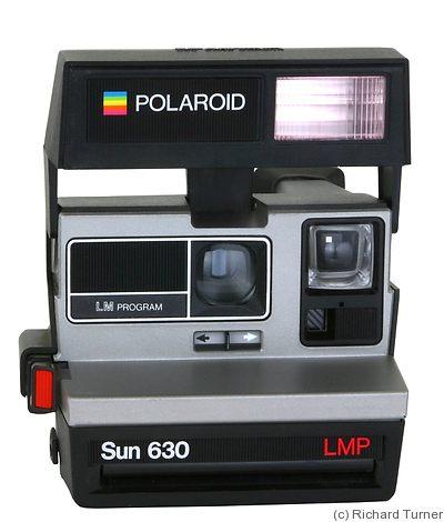 polaroid sun 630 lmp price guide estimate a camera value. Black Bedroom Furniture Sets. Home Design Ideas