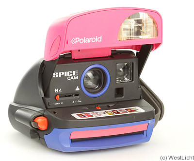 Polaroid: Spice Cam camera