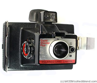 Polaroid: Super Shooter Plus camera