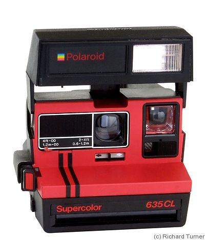 polaroid supercolor 635 cl price guide estimate a camera value. Black Bedroom Furniture Sets. Home Design Ideas