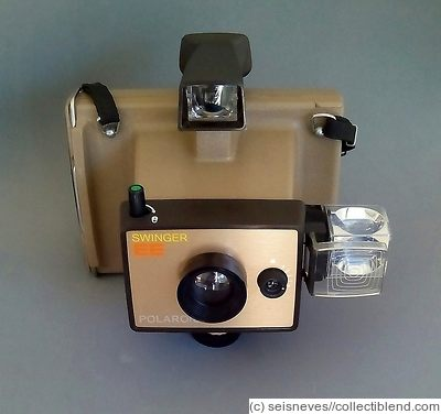 Polaroid: Swinger EE camera