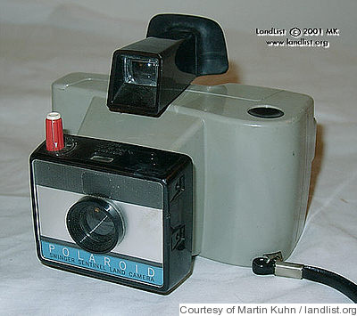 Polaroid: Swinger Sentinel camera