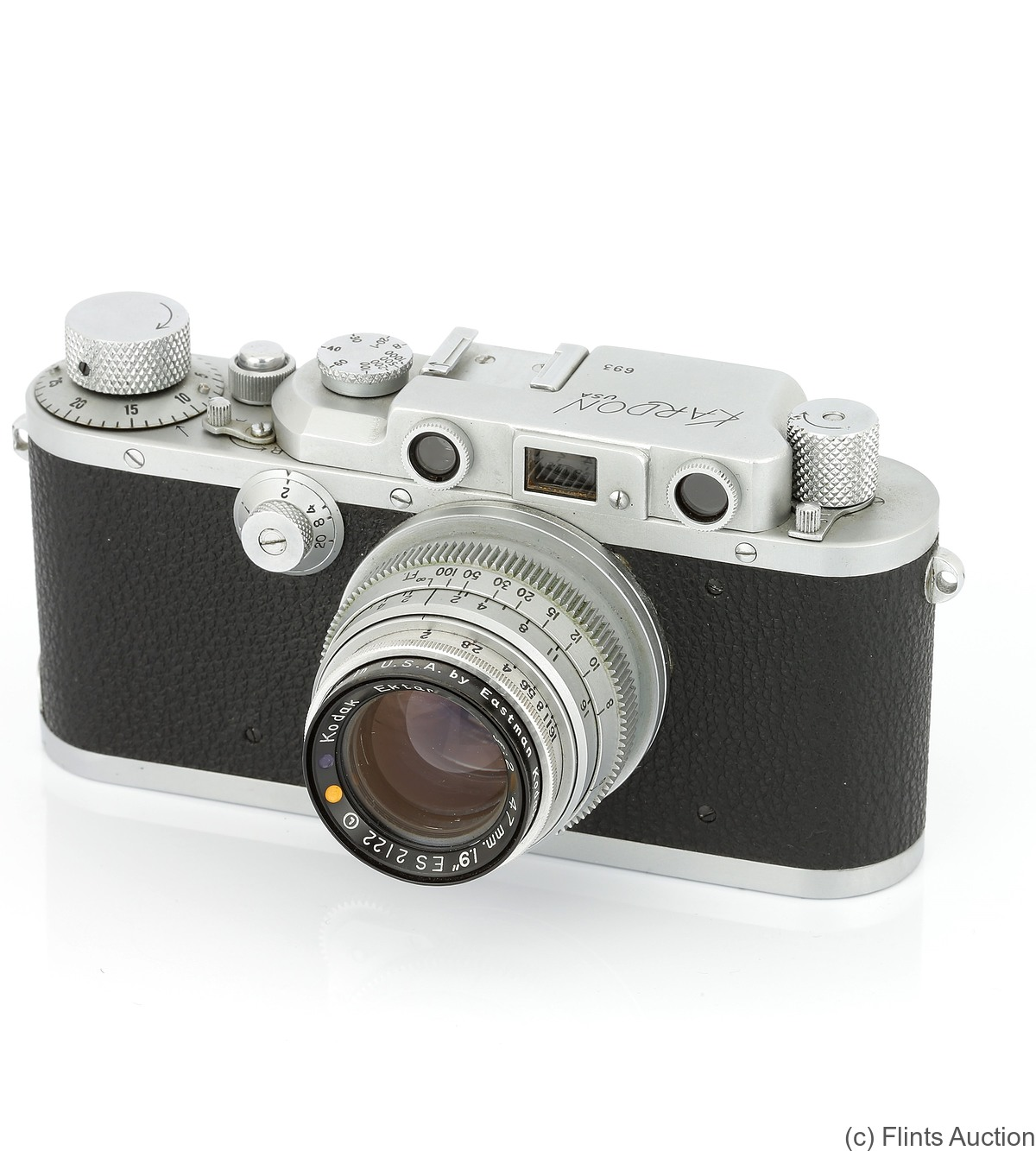 Premier Instruments: Kardon (Civilian) camera