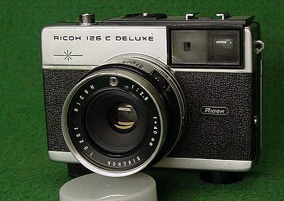 Ricoh: Ricoh 126 C Deluxe camera
