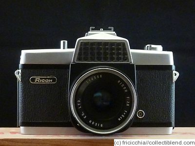 Ricoh: Ricoh 35 Flex camera