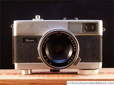 Ricoh: Ricoh Super Shot 24 camera