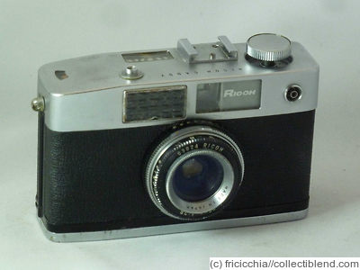 Riken: Ricoh Caddy camera