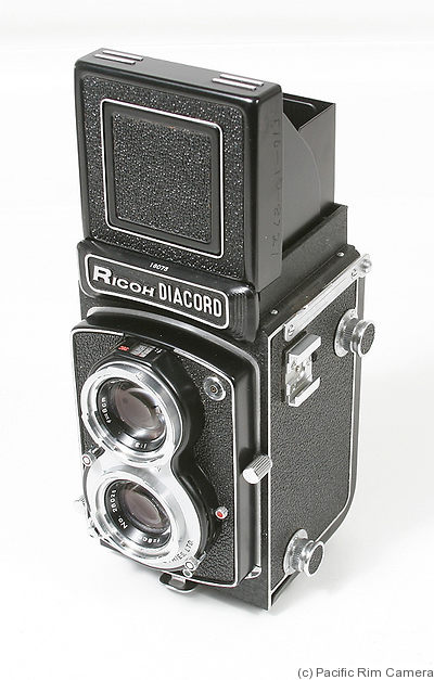 Riken: Ricoh Diacord G camera