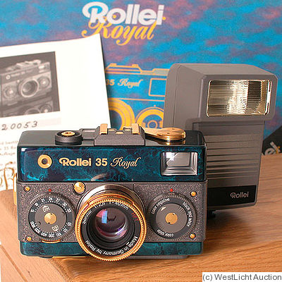 Rollei: Rollei 35 Classic Royal camera