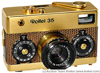 Rollei: Rollei 35 Gold camera
