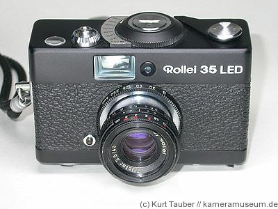 Rollei: Rollei 35 LED camera