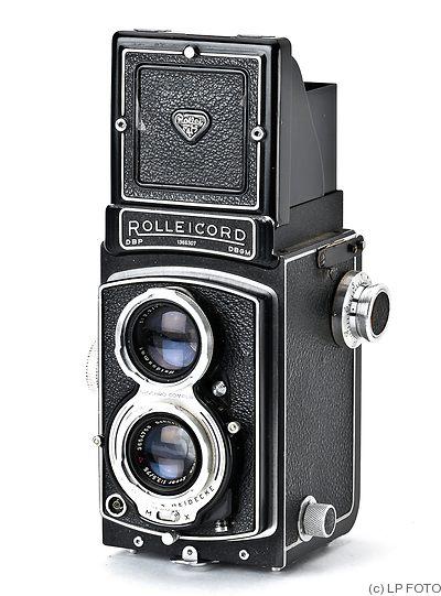 Rollei Rolleicord Iv Price Guide Estimate A Camera Value