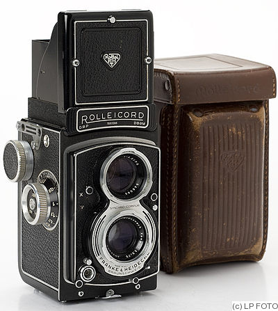Rolleiflex Twin-Lens Reflex Serial Numbers