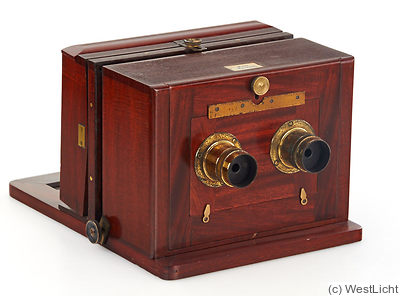 Ross: Wet Plate Stereo camera